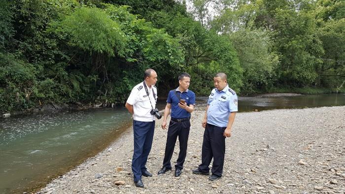 公安、渔政联合巡逻检查