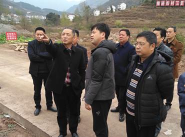 市农委刘保国副主任率专家团到丰都调研脱贫产业发展情况
