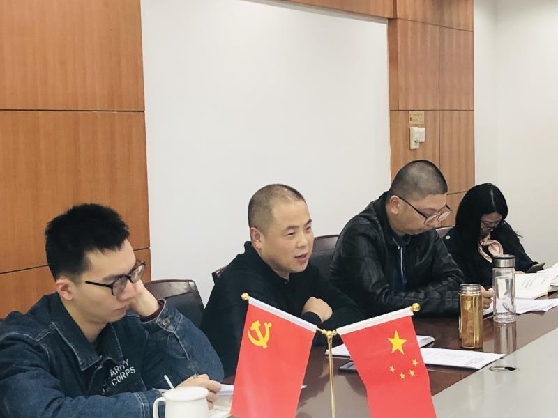 重庆市农村土地整治中心组织观看2020年脱贫攻坚战奖特别节目